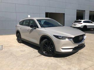 2021 Mazda CX-8 KG2WLA Touring SKYACTIV-Drive FWD SP Platinum Quartz Metallic 6 Speed.