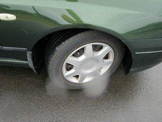 2003 Ford Falcon BA XT Green 4 Speed Auto Seq Sportshift Sedan