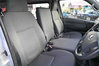 2015 Toyota HiAce KDH201V DX Silver Automatic Van