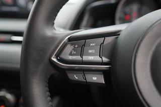 2019 Mazda CX-3 DK2W7A sTouring SKYACTIV-Drive FWD White 6 Speed Sports Automatic Wagon