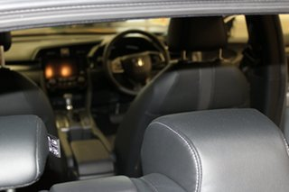 2021 Honda Civic 10th Gen MY20 VTi-LX Blue Metallic 1 Speed Constant Variable Sedan