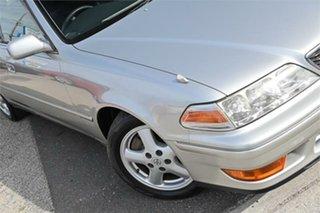 1999 Toyota Mark II JZX100 Silver Automatic Sedan.