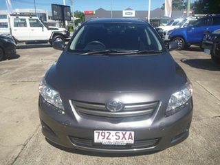 2008 Toyota Corolla ZRE152R Ascent Grey 4 Speed Automatic Sedan
