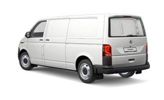 2020 Volkswagen Transporter T6.1 MY21 TDI450 SWB DSG 4MOTION Candy White 7 Speed Direct Shift Van.