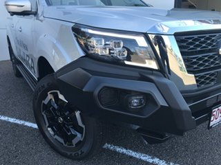 2021 Nissan Navara D23 MY21 ST-X White 7 Speed Sports Automatic Utility.