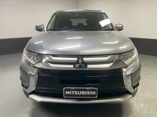 2016 Mitsubishi Outlander ZK MY16 XLS 4WD Grey 6 Speed Sports Automatic Wagon.
