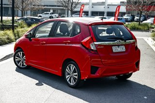 2015 Honda Jazz GF MY15 VTi-S Red 1 Speed Constant Variable Hatchback