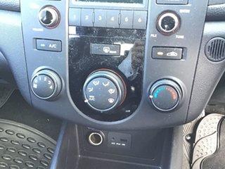 2011 Kia Cerato TD MY12 SI Silver 6 Speed Sports Automatic Hatchback