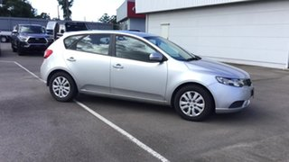 2011 Kia Cerato TD MY12 SI Silver 6 Speed Sports Automatic Hatchback