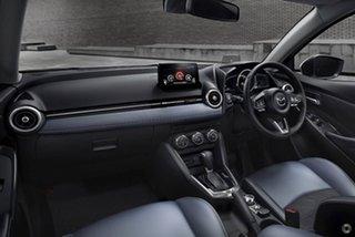 2021 Mazda 2 DL2SAA G15 SKYACTIV-Drive GT Blue 6 Speed Sports Automatic Sedan.