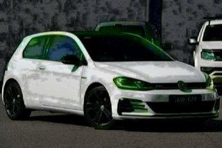 2018 Volkswagen Golf 7.5 MY18 GTI DSG Original White 6 Speed Sports Automatic Dual Clutch Hatchback.