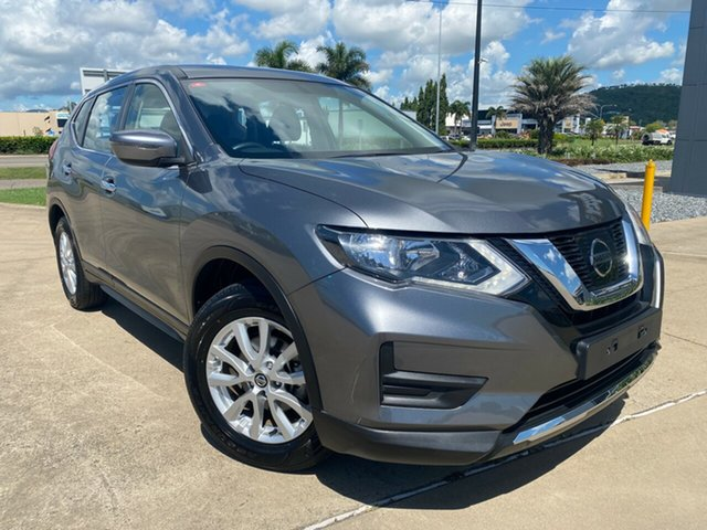 Used Nissan X-Trail T32 Series II ST X-tronic 2WD Townsville, 2019 Nissan X-Trail T32 Series II ST X-tronic 2WD Grey/010619 7 Speed Constant Variable Wagon