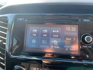2016 Mitsubishi Triton MQ MY16 GLS Double Cab Blue 5 Speed Sports Automatic Utility