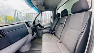 2014 Mercedes-Benz Sprinter NCV3 MY14 516CDI MWB White 5 Speed Automatic Cab Chassis