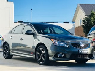 2012 Holden Cruze JH Series II MY13 SRi-V Grey 6 Speed Sports Automatic Sedan