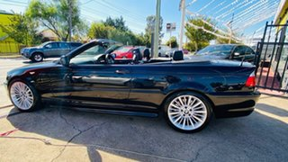 2006 BMW 3 Series E46 MY2005 330Ci SMG High-line Black 6 Speed Seq Manual Auto-Clutch Convertible