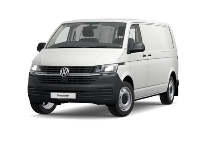 New Volkswagen Transporter T6.1 MY21 TDI450 SWB DSG 4MOTION Tanunda, 2020 Volkswagen Transporter T6.1 MY21 TDI450 SWB DSG 4MOTION Candy White 7 Speed Direct Shift Van