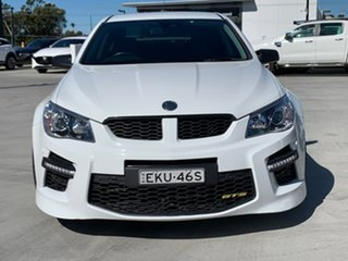 2015 Holden Special Vehicles GTS Gen-F MY15 White 6 Speed Sports Automatic Sedan