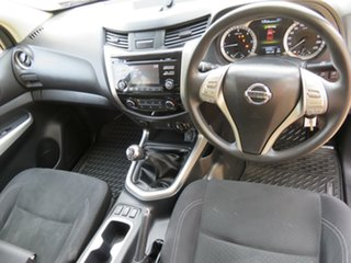 2018 Nissan Navara D23 S3 SL 40th Anniversary Quartz 6 Speed Manual Utility