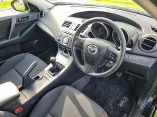 2011 Mazda 3 BL10F1 MY10 Neo Black 6 Speed Manual Hatchback
