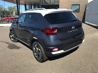 2021 Hyundai Venue QX.V3 MY21 Elite 6 Speed Automatic Wagon