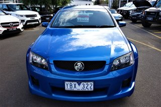 2009 Holden Commodore VE MY09.5 SS Blue 6 Speed Sports Automatic Sedan