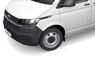 2020 Volkswagen Transporter T6.1 MY21 TDI450 SWB DSG 4MOTION Candy White 7 Speed Direct Shift Van