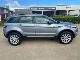 2014 Land Rover Range Rover Evoque L538 MY14 Pure Grey/280314 9 Speed Sports Automatic Wagon.