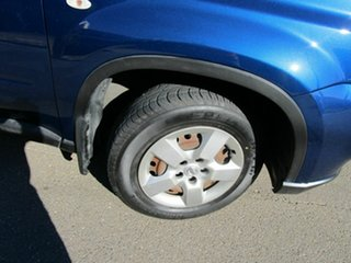 2010 Nissan X-Trail T31 MY11 ST (4x4) Blue 6 Speed CVT Auto Sequential Wagon