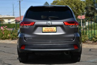 2017 Toyota Kluger GSU50R GX 2WD Grey 8 Speed Sports Automatic Wagon