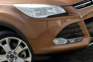 2013 Ford Kuga TF Trend PwrShift AWD Brown 6 Speed Sports Automatic Dual Clutch Wagon