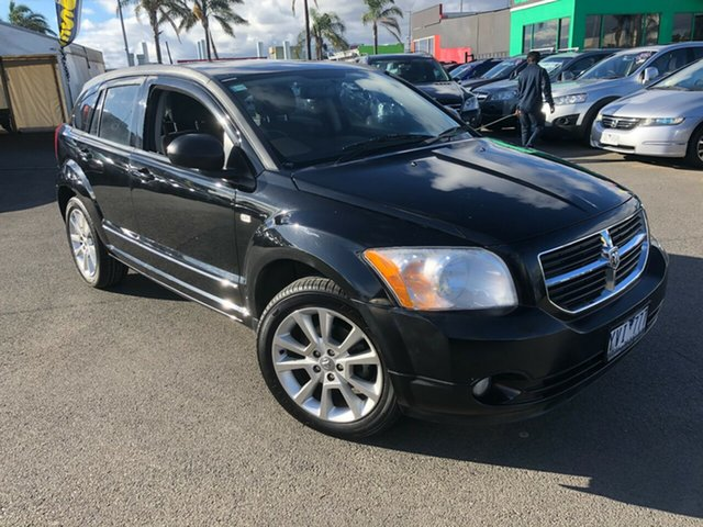 Used Dodge Caliber PM MY10 SXT Cheltenham, 2011 Dodge Caliber PM MY10 SXT 6 Speed CVT Auto Sequential Hatchback