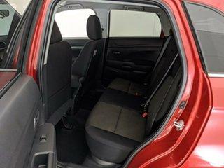 2014 Mitsubishi ASX XB MY15 LS 2WD Red 5 Speed Manual Wagon