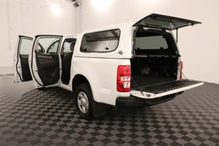 2015 Holden Colorado RG MY15 LS Crew Cab 4x2 White 6 speed Automatic Utility