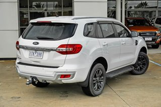 2018 Ford Everest UA 2018.00MY Trend White 6 Speed Sports Automatic SUV