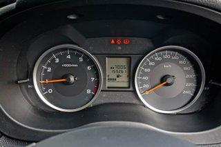 2012 Subaru Impreza G4 MY12 2.0i AWD Silver 6 Speed Manual Hatchback