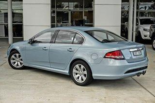 2009 Ford Falcon FG G6 Blue 5 Speed Sports Automatic Sedan