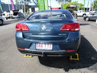 2013 Holden Commodore International VF Green 4 Speed Automatic Sedan