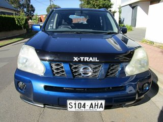 2010 Nissan X-Trail T31 MY11 ST (4x4) Blue 6 Speed CVT Auto Sequential Wagon.