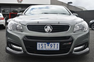 2013 Holden Commodore VF MY14 SS V Redline Prussian Steel 6 Speed Manual Sedan