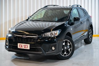 2019 Subaru XV G5X MY20 2.0i Lineartronic AWD Black 7 Speed Constant Variable Wagon.