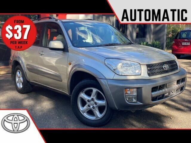 Used Toyota RAV4 ACA21R Cruiser Ashmore, 2001 Toyota RAV4 ACA21R Cruiser Metallic Copper 4 Speed Automatic Wagon