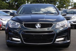 2013 Holden Commodore VF MY14 SS V Green 6 Speed Sports Automatic Sedan