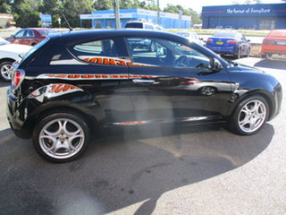 2013 Alfa Romeo Mito Progression Black 6 Speed Auto Dual Clutch Hatchback.