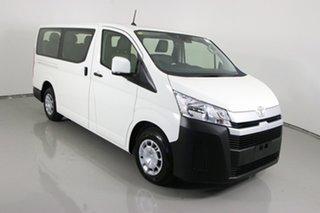 2019 Toyota HiAce GDH300R LWB White 6 Speed Automatic Van