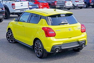 2021 Suzuki Swift AZ Series II Sport Yellow 6 Speed Manual Hatchback.
