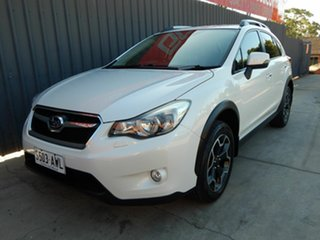 2013 Subaru XV G4X MY14 2.0i-S Lineartronic AWD White 6 Speed Constant Variable Wagon.