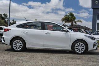 2020 Kia Cerato BD MY21 S White 6 Speed Manual Hatchback