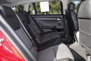 2013 Holden Commodore VE II MY12.5 SV6 Sportwagon Z Series Red 6 Speed Sports Automatic Wagon
