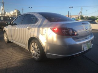 2009 Mazda 3 BL Maxx Sport Blue 5 Speed Automatic Hatchback